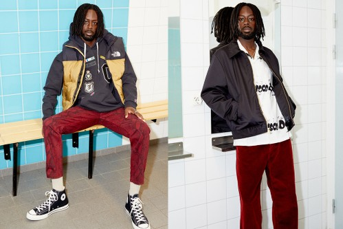 Caliroots Pre-Fall 2019 Lookbook References Collegiate Vibes
