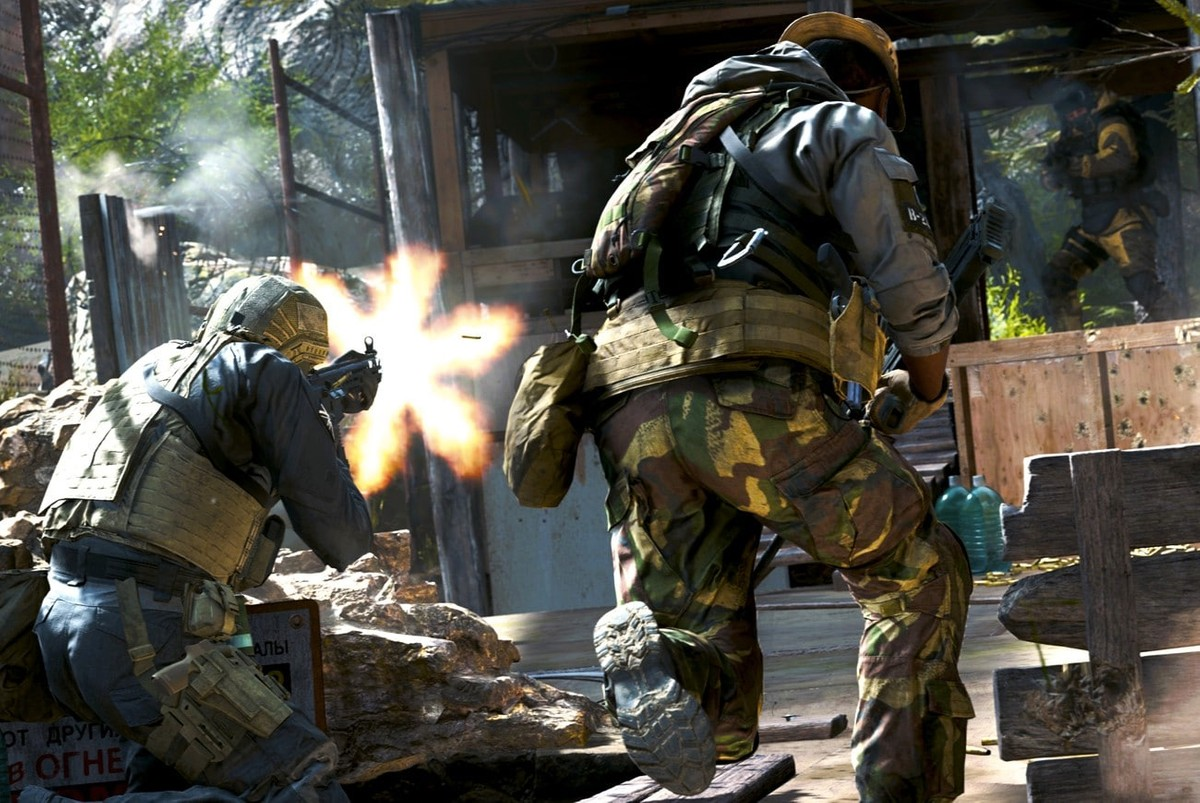 'Call of Duty: Modern Warfare' Drops a 24-Minute Multiplayer Gameplay Video