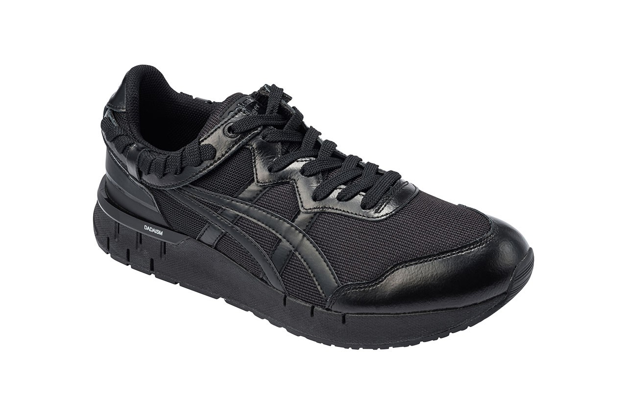 Christian Dada Onitsuka Tiger Anniversary Collaboration sneaker release date info drop buy colorway august 26 2019 japan rebliac runner black