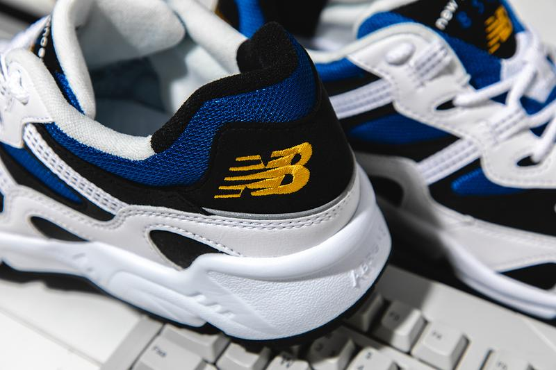 Closer Look New Balance ML850YSC Aimé Leon Dore Bodega END. Clothing Release Drop 850 1996 Dad Shoe