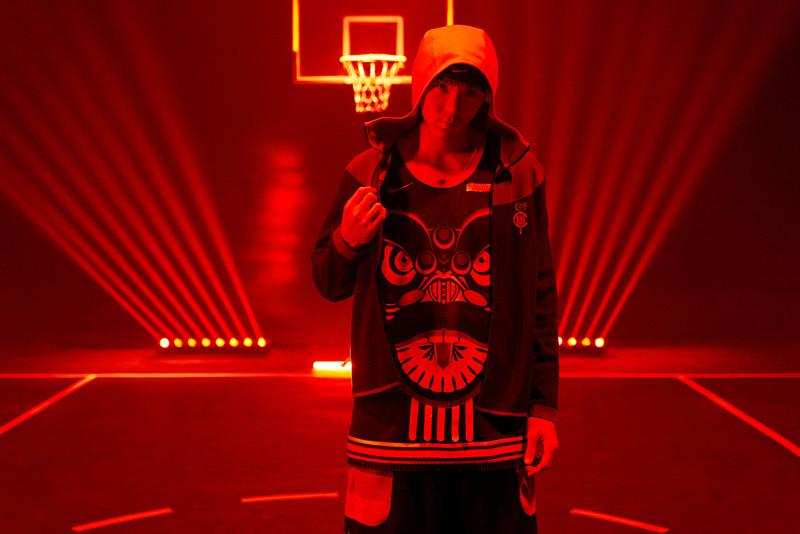 CLOT x Nike China Basketball Collection Collaboration edison chen august 28 2019 drop release date buy juice apparel jersey uniform lion dance