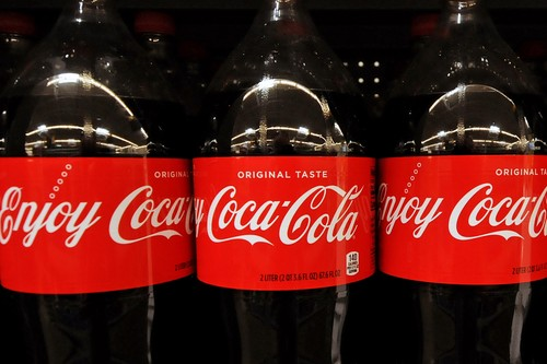 Cinnamon-Flavored Coca-Cola Is Arriving for the Holidays