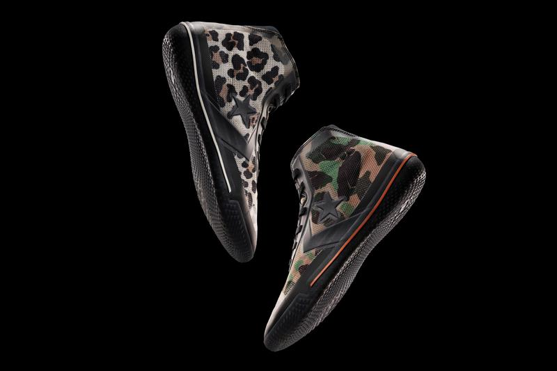 converse all star pro bb archive pack leopard camouflage colorway release august 17 20 2019 china