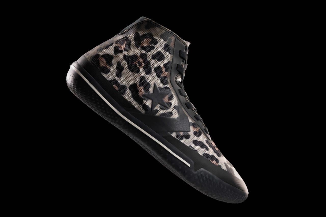 Converse All Star Pro BB Leopard, Camo