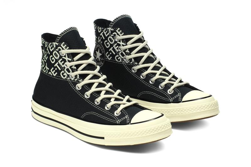 Converse Chuck 70 GORE-TEX High Top black wheat Release 164913C 164912C