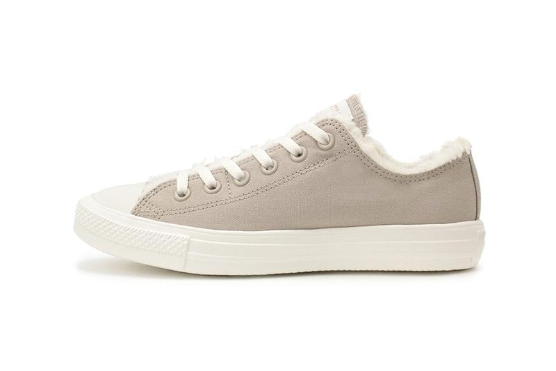 converse japan chuck taylor all star fleece release footwear sneakers