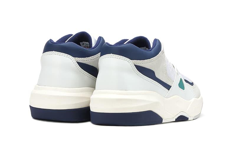 Converse Japan ENERGY WAVE Pack AEROJAM EW MID WP2 MXWAVE basketball footwear sneaker shoe chunky retro vintage 1993 purple teal japan