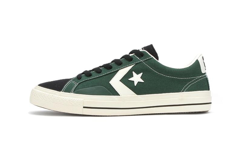 Converse CONS Proride SK CV OX Green Black Red Purple Black Navy Release Info 34200110 3420011