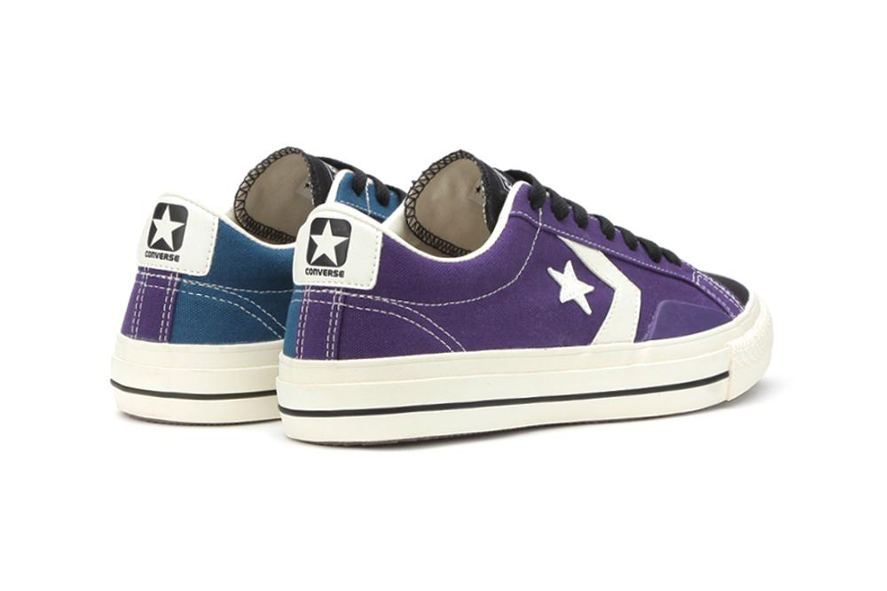 converse cons proride sk cv ox  u0026quot green  black  red u0026quot   u0026  u0026quot purple