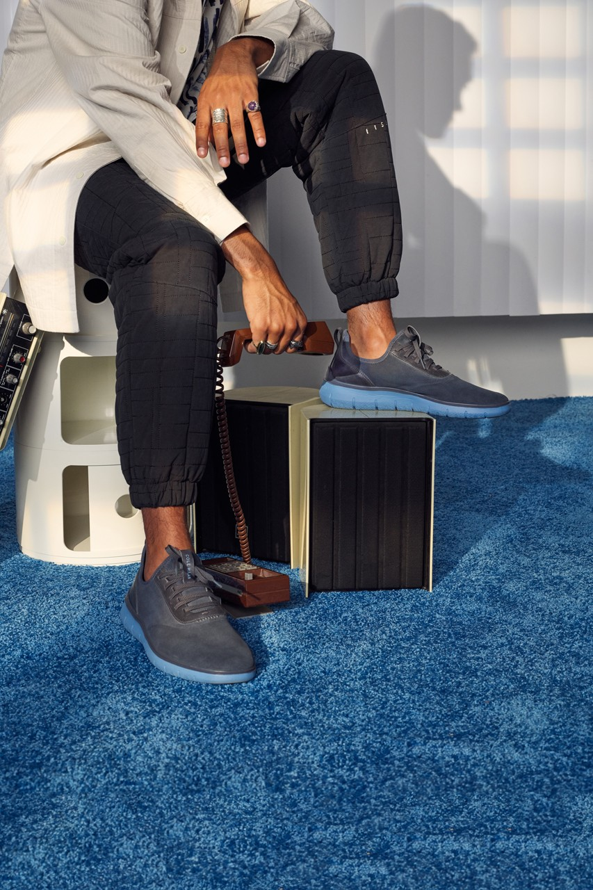 Cole Haan Debuts Its Generation