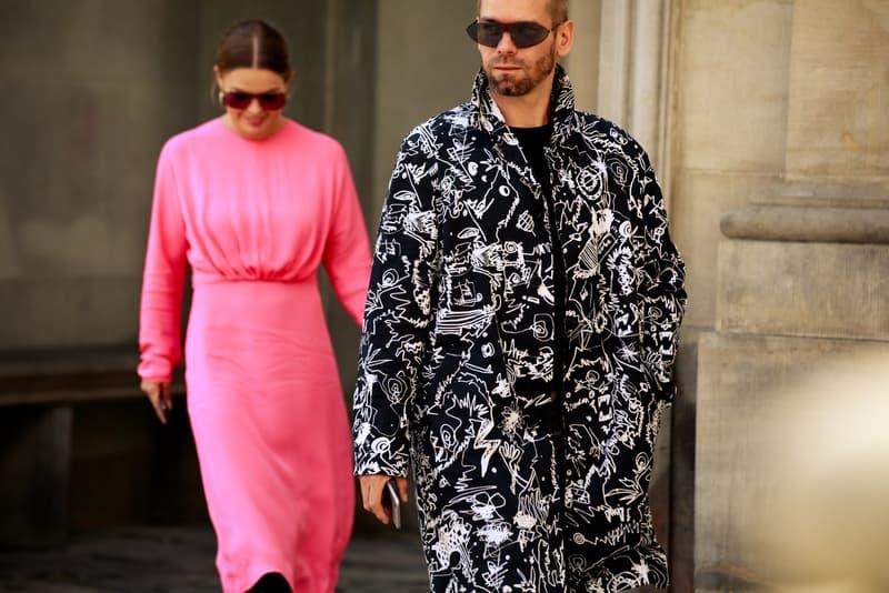 Copenhagen Fashion Week Street Style SS20 Shows | HYPEBEAST