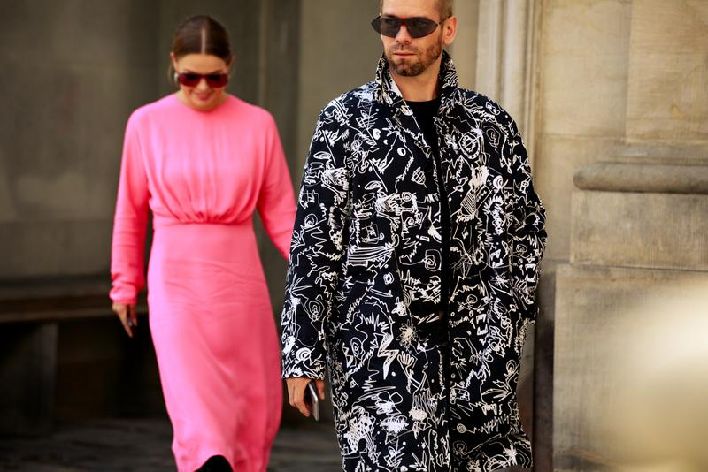 Copenhagen Fashion Week Street Style SS20 Shows