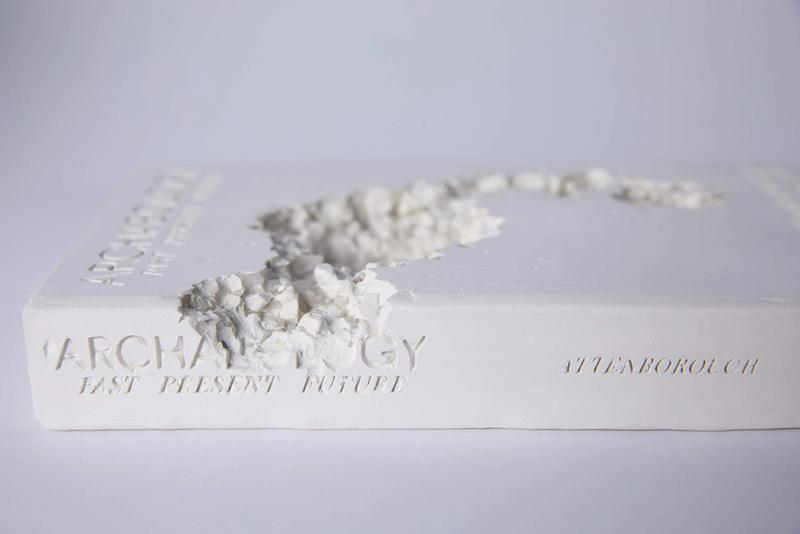 daniel arsham fictional nonfiction archaeology paddle eight release sculpture edition collectible