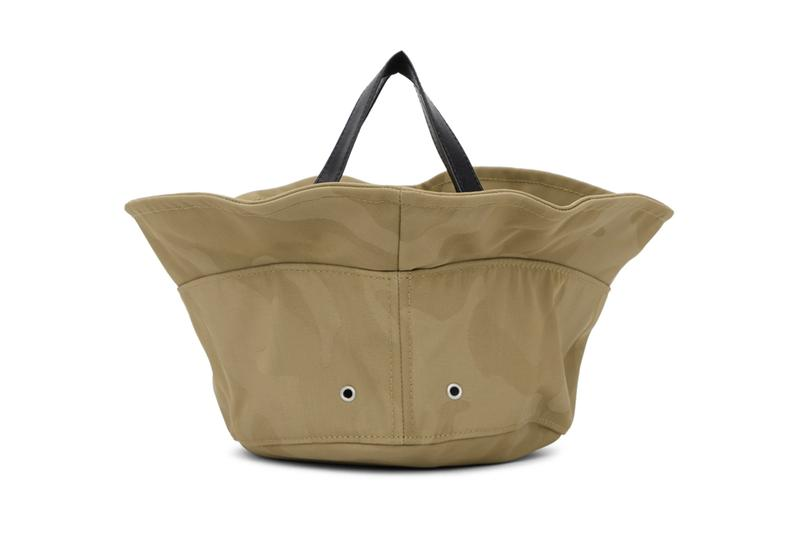 D'heygere Camouflage Double Bucket Hat Release Beige Info Buy