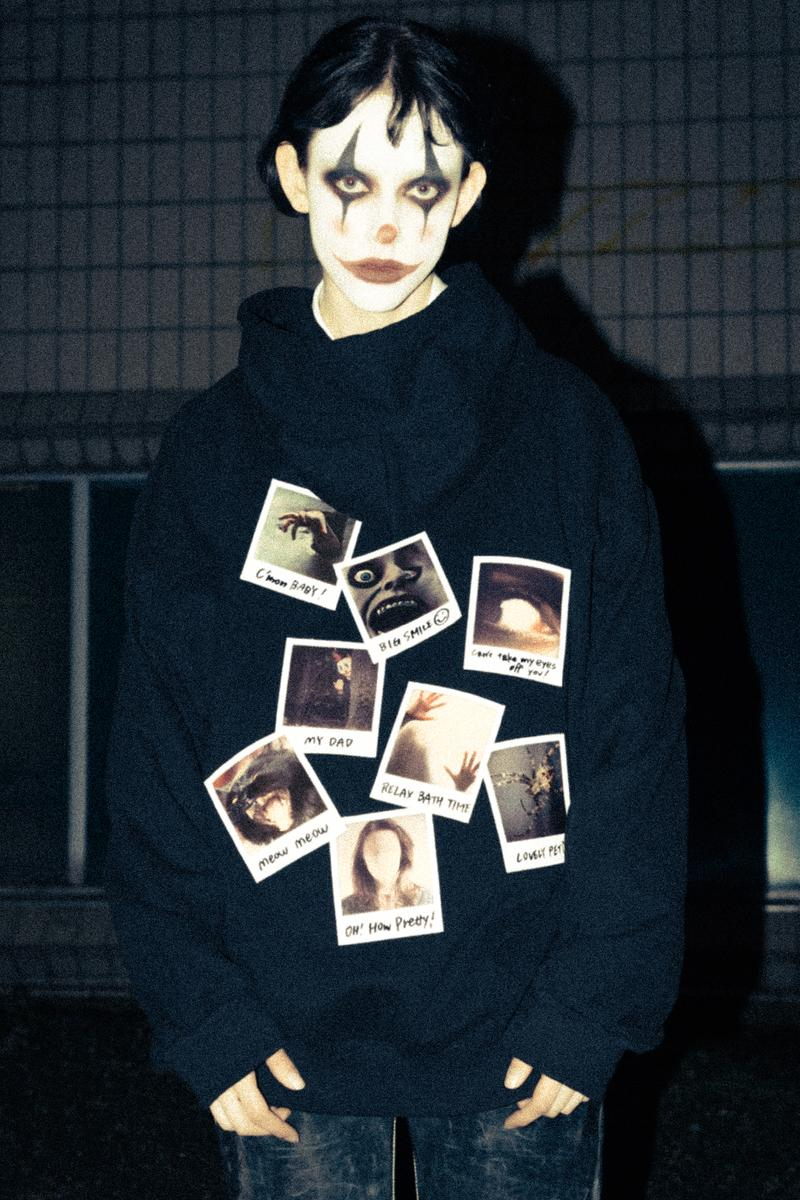 /017 x Doublet Exclusive Surprise! T-Shirt Release clowns shirts tee japan Ino Masayuki
