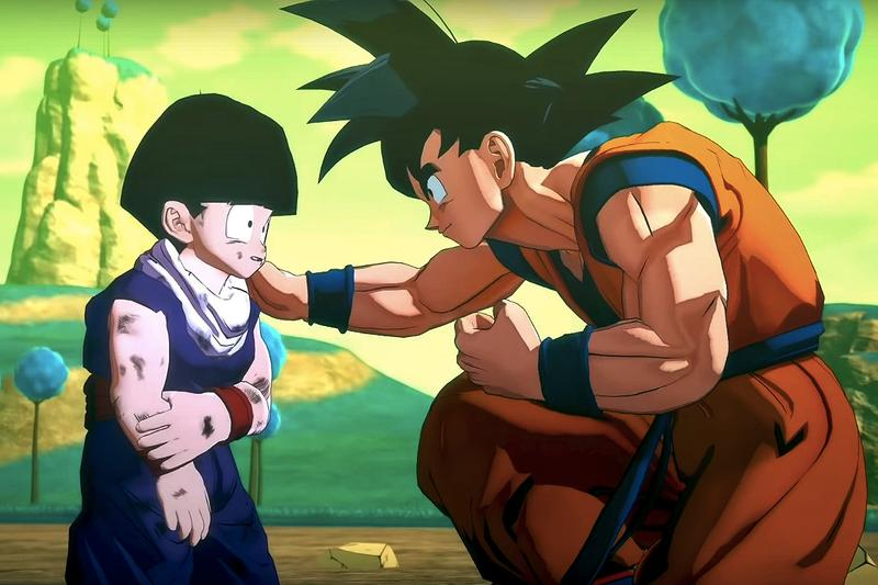 Story & Battle Teasers Reveal 'Dragon Ball Z: Kakarot' Gameplay