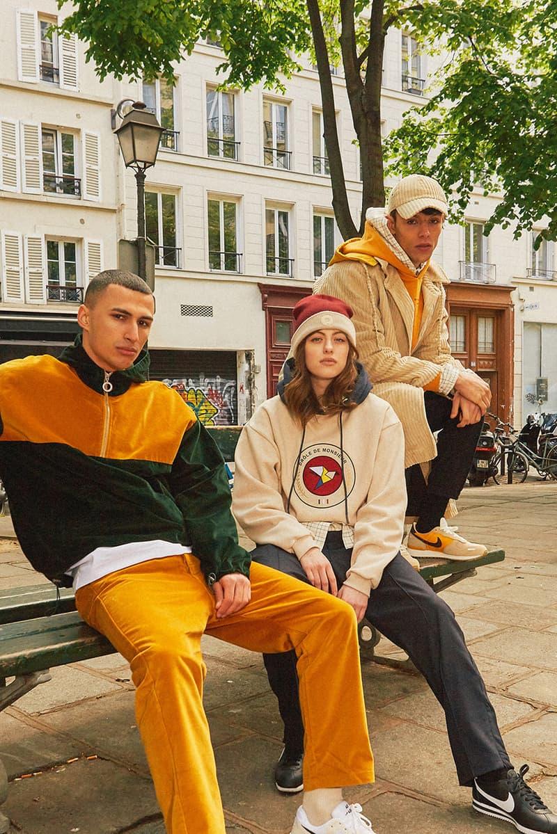 Drôle de Monsieur Fall/Winter 2019 Lookbook collection fw19 release date info buy french france streetwear