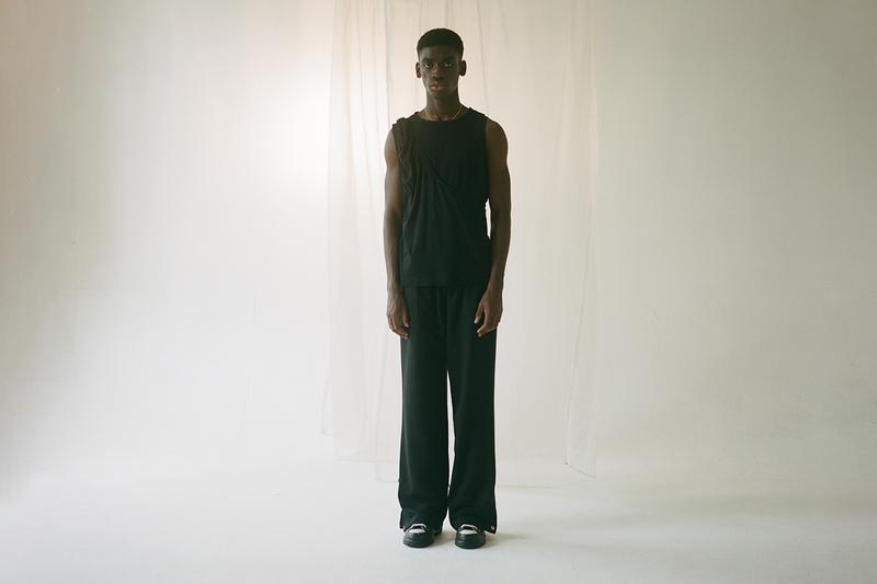 Eastwood Danso Spring Summer 2020 SS20 Collection Lookbook Clothing Menswear Streetwear Young Designer Emerging Talent German Converse Chuck Taylor Tailoring
