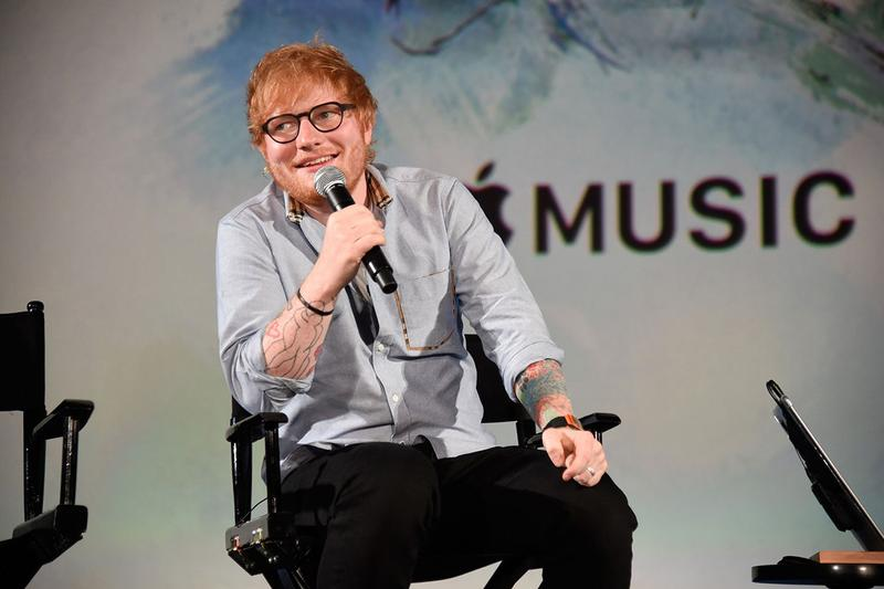 ed sheeran 18 month hiatus from doing music announcement performing performances announced ipswich england divide tour