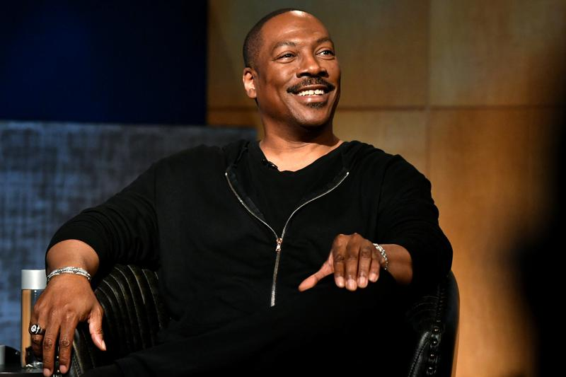Eddie Murphy Host Saturday Night Live SNL December Billie Eilish Taylor Swift Camila Cabello Woody Harrelson Phoebe Waller-Bridge Kristen Stewart David Harbour