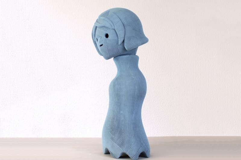 en iwamura new works ross kramer gallery artworks sculptures clay ceramics