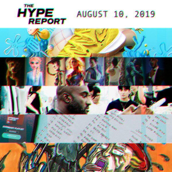 Introducing Our Newest Podcast Series: The HYPE Report