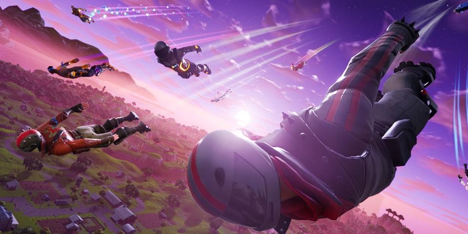 Epic Games Lawsuit Hacked 'Fortnite' Accounts | HYPEBEAST