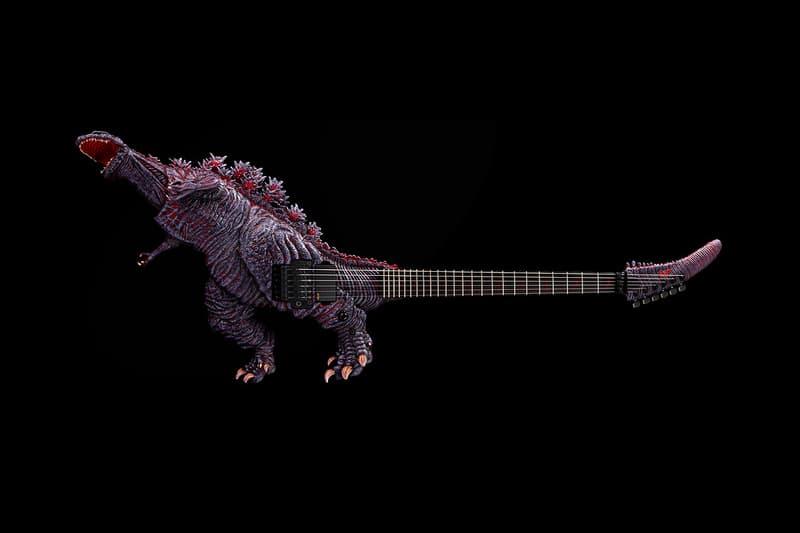 ESP Godzilla Guitar Awakening Version Release Info Purchase Buy ALFEE Toshihiko Takamizawa