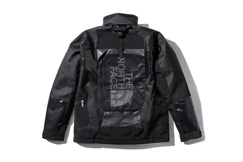 Junya Watanabe and The North Face Craft Another Built-In Backpack Jacket