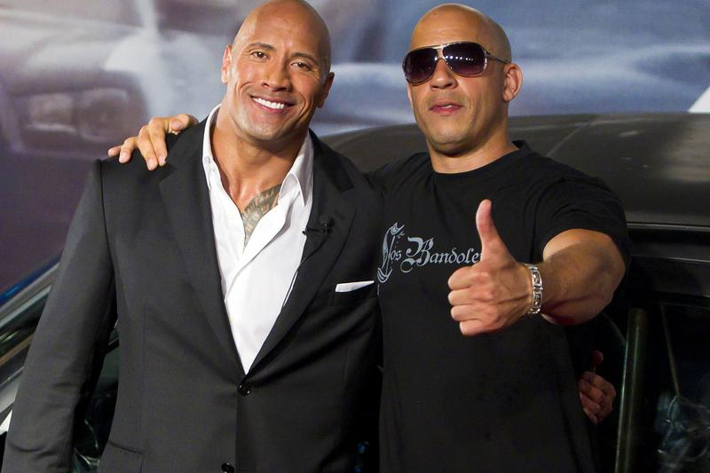 Fast & Furious Stars No Fight Loss Clause Jason Statham Dwayne Johnson Vin Diesel Universal Pictures