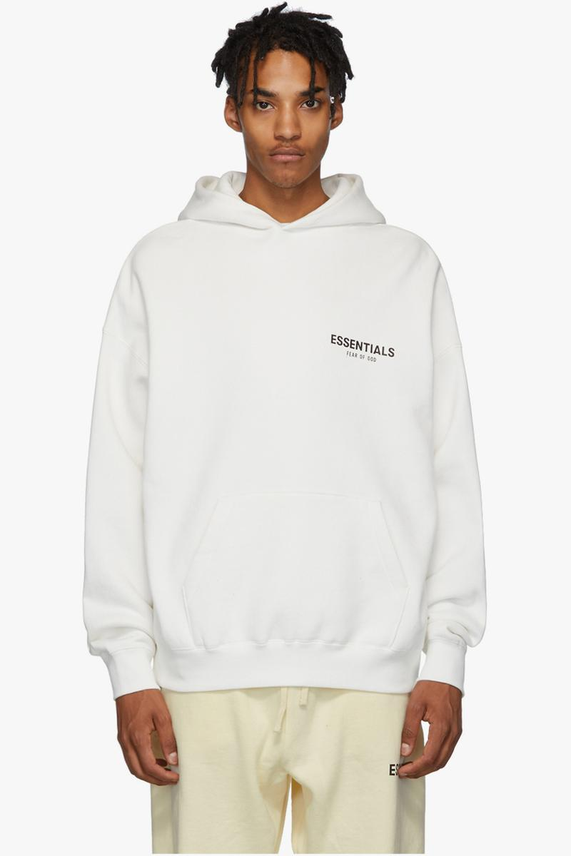 fear of god essentials Shaniqwa Jarvis photo series graphic collection hoodies crewneck