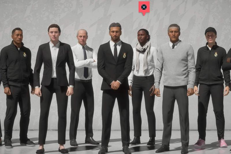 EA Games FIFA 20 Career Mode Create Female Managers