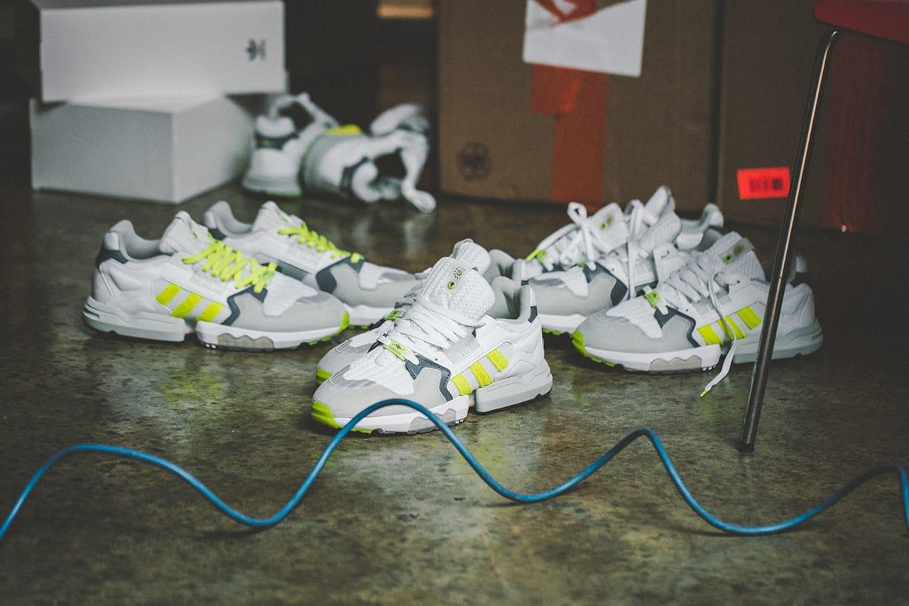 Footpatrol x adidas Consortium ZX