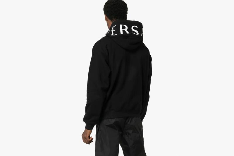 Ford x Versace Fall/Winter 2019 Hoodie collaboration release date info buy collection fw19