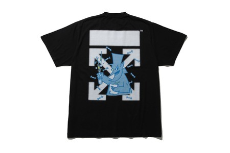 fragment design x Off-White™ Revise THE CONVENI T-Shirt Collaboration (UPDATE)