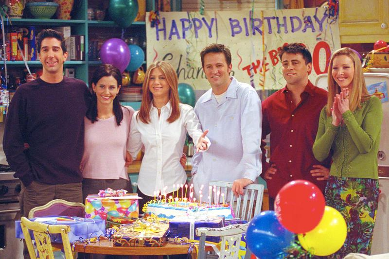 Friends 25th Anniversary Theater Screenings united states 1000 movie cinema comedy rachel ross monica joey chandler phoebe