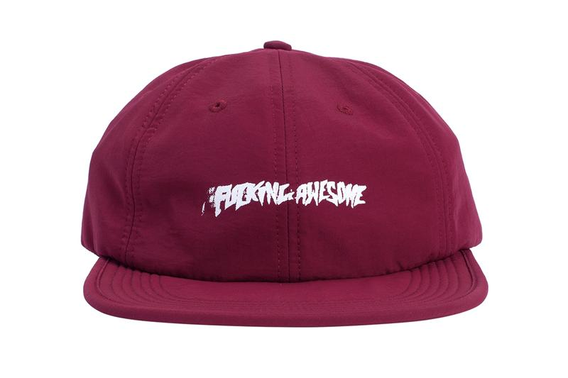 Fucking Awesome Fall 2019 Collection jason dill graphics logos skateboarding industrial light and magic art ash tray stamp beanie hat hoodies t shirts streetwear fashion