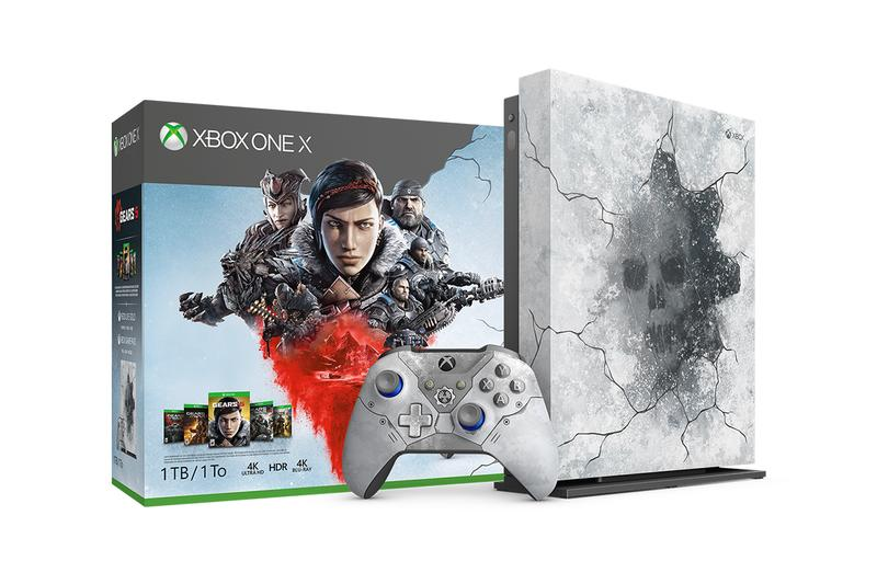 Gears 5' Special Edition Xbox One X Bundle Info | HYPEBEAST