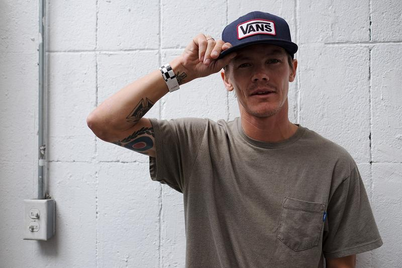 geoff rowley vans liverpool lost art thrasher skater of the year interview collaboration 20 years anniversary event legend