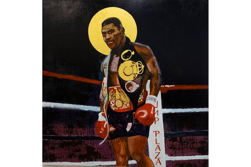 Godfried Donkor Explores the Relationship Between Boxing & the Slave Trade in New Exhibition