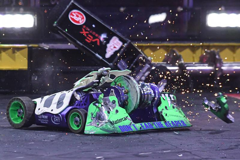 YouTube Mistakenly Removes Robot Fighting Videos animal cruelty over moderation google battlebots