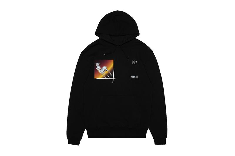 Hajime Sorayama 88rising 'Head in the Clouds II' Collaboration collection release date info merch festival album compilation rich brian joji artwork sexy robot tee shirt hoodie sweater price buy store august 28 2019