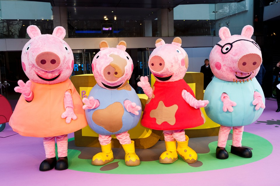 Hasbro Buys eOne for $4 Billion USD, Now Owns 'Peppa Pig' and Death Row Records
