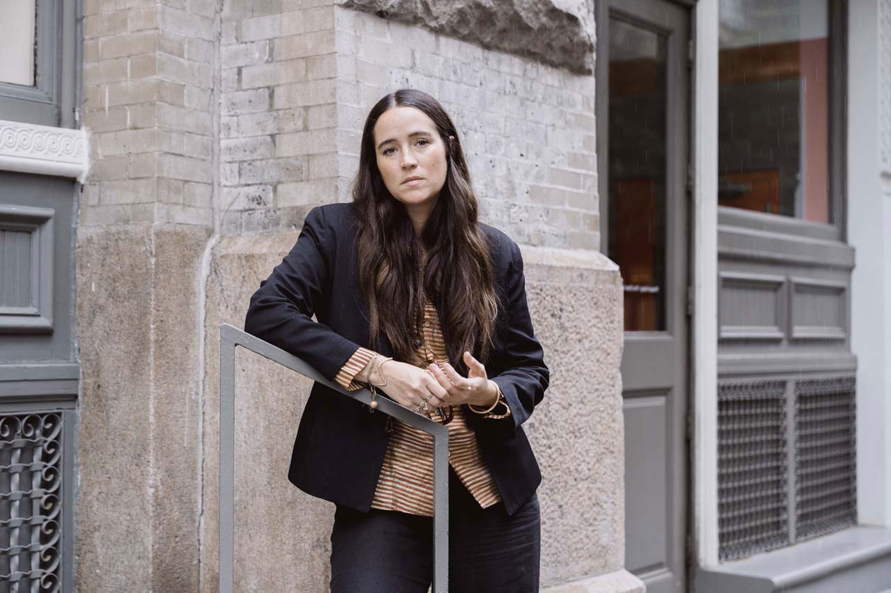 Emily Bode Streetsnaps, Style Interview new york designer menswear
