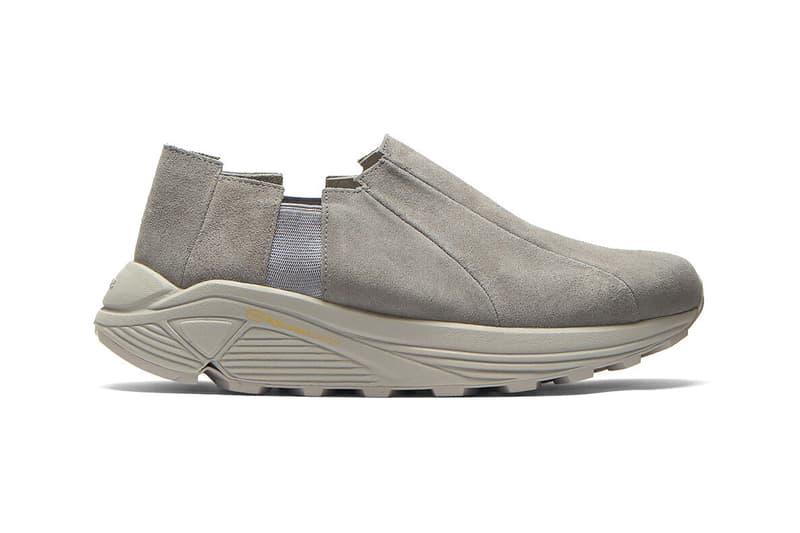 hender scheme peel gore sneakers grey black releases