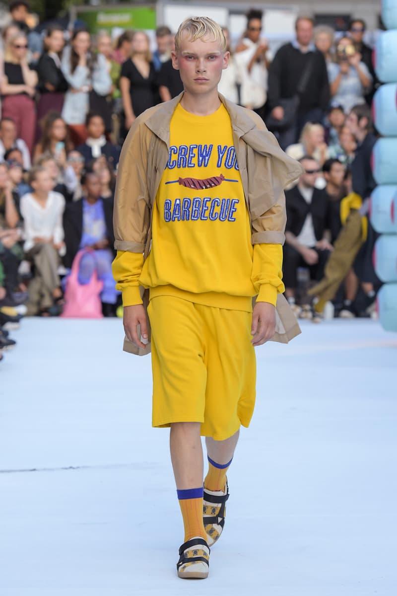 Henrik Vibskov Spring/Summer 2020 Collection runway copenhagen fashion week stuck under the surface