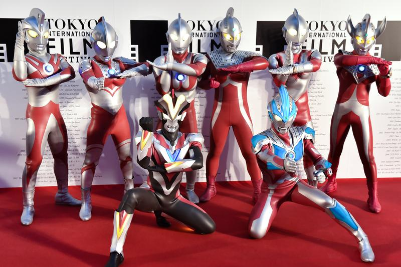 Hideaki Anno Shin Ultraman Movie Announcement Neon Genesis Evangelion Tsuburaya Productions Toho Khara Tokusatu