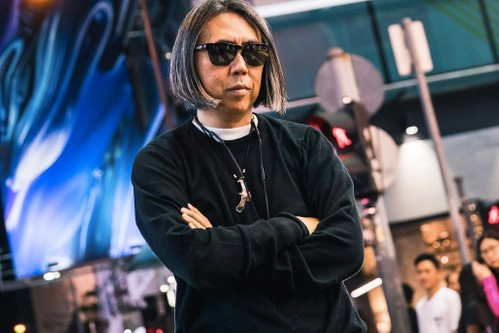 Hiroshi Fujiwara Teases New Fragment x Nike Zoom Fly 3