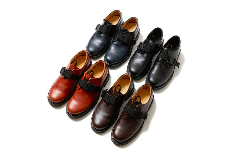 hobo Trekking Boot Slip On Release footwear shoes tokyo Japan Italian bootmaking shoemaking boots trek trail outdoors leather