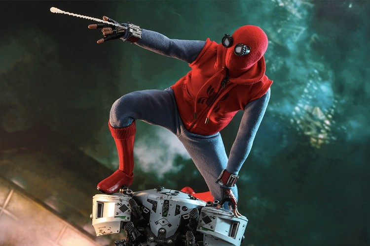 Spider-Man: Far From Home' Digital & Blu-Ray Release Details